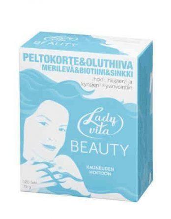 Ladyvita Beauty 120 tablettia