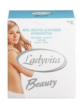 Ladyvita Beauty 120 tablettia Tarjoushinta