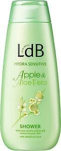 Ldb Shower Hydra Sensitive Apple & Aloe Vera 250 ml