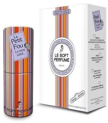 Le Soft Parfume La reine Soleil Tamanu ja Mango Tuoksupuikko 5g