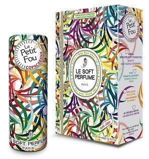 Le Soft Perfume Coppacabana Tiara/Monoi Tuoksupuikko 5g