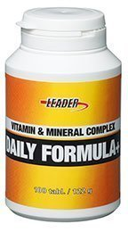 Leader Daily Formula+ 100 tablettia