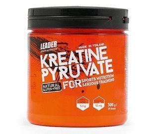 Leader Kreatiini Pyruvate 300 g