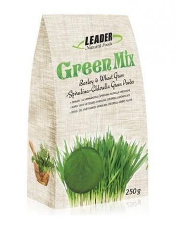 Leader Natural Foods Green Mix 250 g
