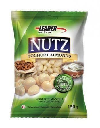 Leader Nutz Manteli Jogurtti 150 g