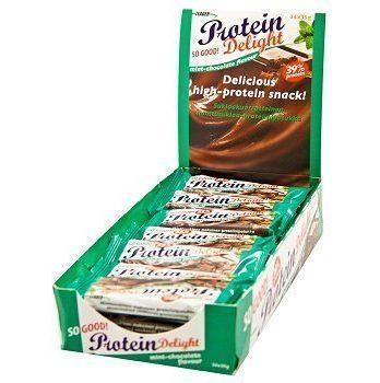 Leader Protein Delight Minttusuklaa 35g x 24 kpl