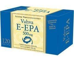 Leader Vahva E-EPA 500mg 120 kaps.