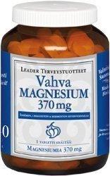 Leader Vahva Magnesium 370mg 140 tabl.