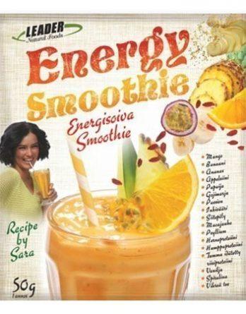 Leader virkistävä energy smoothie (1 pussi)