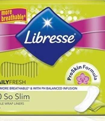 Libresse So Slim Trosskydd 30 kpl
