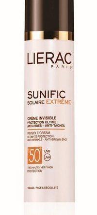 Lierac Sunific Extreme Invisible Cream SPF 50+ 50 ml