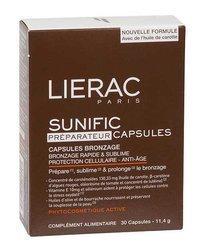 Lierac Sunific aurinkokapselit 30 kpl
