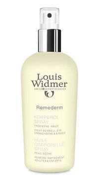 Louis Widmer Remederm Body Oil Spray 150 ml