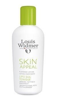 Louis Widmer Skin Appeal Lipo Sol Tonic 150 ml