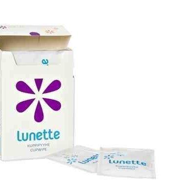 Lunette kuppipyyhkeet 10 kpl