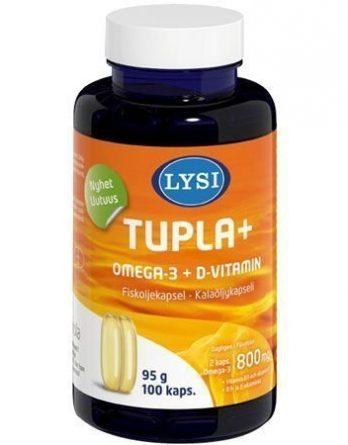 Lysi Omega-3 Tupla +