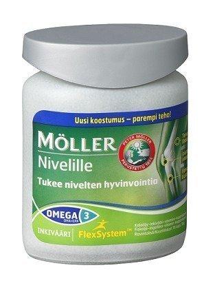 Möller Nivelille 76 kaps.