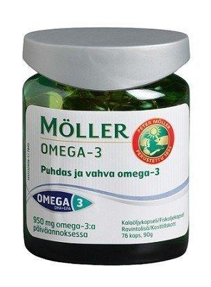 Möller Omega-3 Vahva 70 kaps.