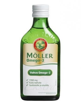 Möller Vahva Omega-3 kalaöljy
