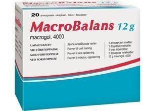 MacroBalans 12g x 20 annospss.