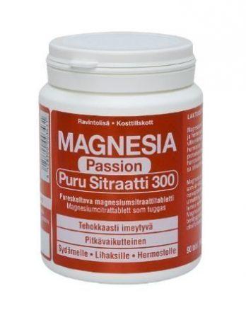 Magnesia Passion Puru Sitraatti 300