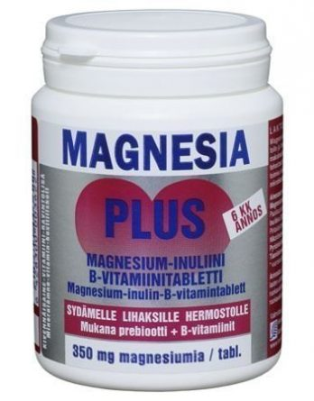 Magnesia Plus