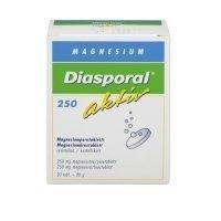 Magnesium Diasporal aktiv 20 poretablettia
