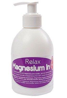 Magnesium in Relax 300 ml