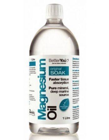 Magnesium kylpyöljy 500 ml