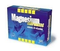 Magnesiumsitraatti + seleeni + B6- ja D-vitamiini 48 tabl.