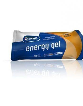 Maxim Energy Gel Orange 40 g 25 kpl (laatikko)