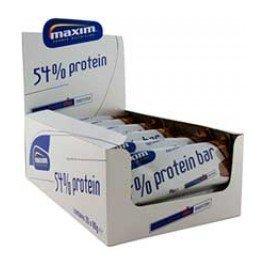 Maxim Protein Bar 54% Peanut Caramel 80 g x 20 kpl