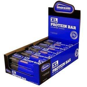 Maxim XL Protein Bar Peanut 82 g x 15 kpl