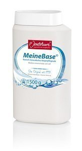MeineBase Emäksinen Mineraalisuola 1500 g