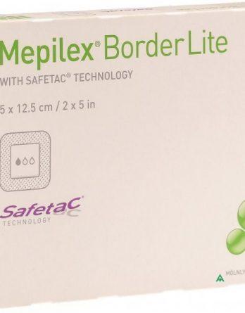 Mepilex Border Lite Skumförband 5 X 12