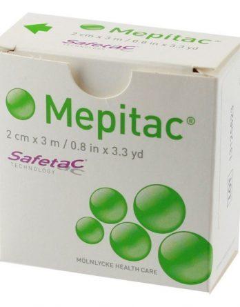 Mepitac Häfta 3 M X 2 Cm 1 kpl