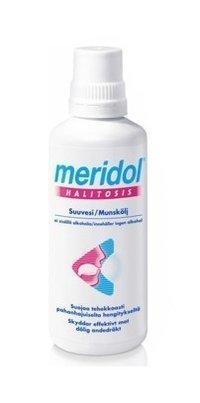 Meridol Halitosis suuvesi 400 ml