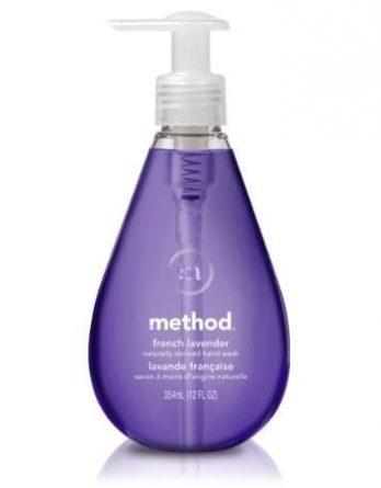 Method Käsisaippua Ranskalainen laventeli