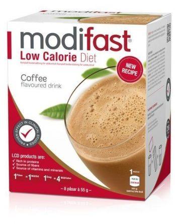 Modifast Lcd Ravintokorvike Kahvi 8x55 g