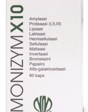 Monizym X10 60 kaps.