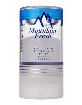 Mountain Fresh Kristalli Deodorantti 1 kpl
