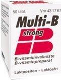 Multi-B Strong 100 tabl.