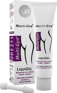 Multi-Gyn LiquiGel 30 ml + asetin