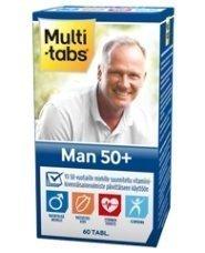Multi-Tabs Man 50+ 60 tablettia