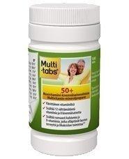 Multi-tabs 50+ 100 tablettia