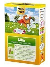 Multi-tabs Mini Kola-lime 90 purutablettia