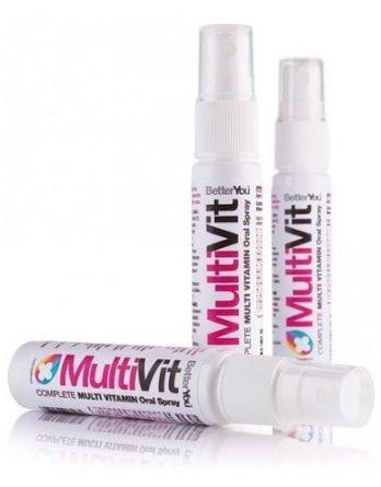 MultiVit Vitamiinisuihke 25 ml