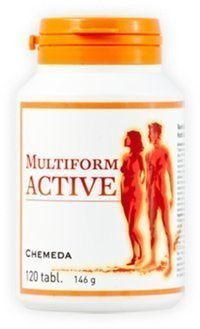 Multiform Active 120 tablettia