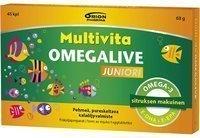 Multivita Omegalive Juniori 45 kpl *
