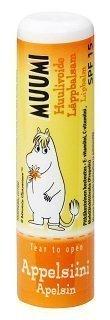 Muumi Huulivoide Appelsiini SPF15 5
